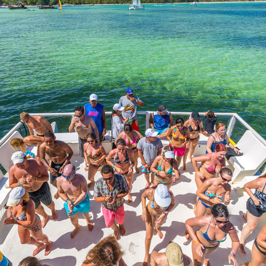 Party Catamaran Dominican Republic