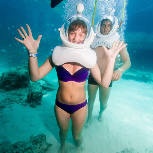 Immerse Yourself In The Sea And Get In Touch With Underwater World