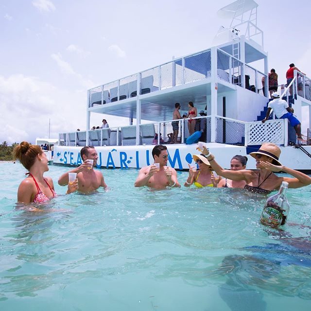 Party Boat In Punta Cana